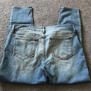 Old Navy Pants - Old navy skinny jeans size 10